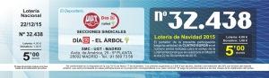 Pulsa para comprar participaciones de Lotería