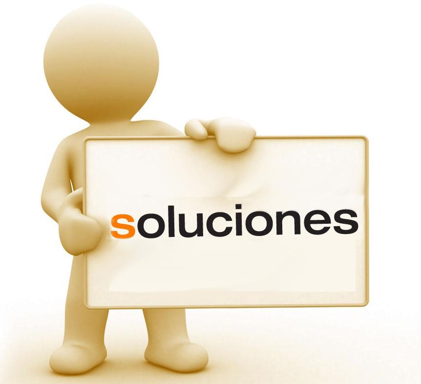 SOLUCIONES A TUS PROBLEMAS LABORALES