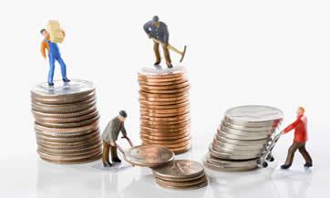 El incremento salarial medio pactado en convenio hasta enero se sitúa en el 1,08%