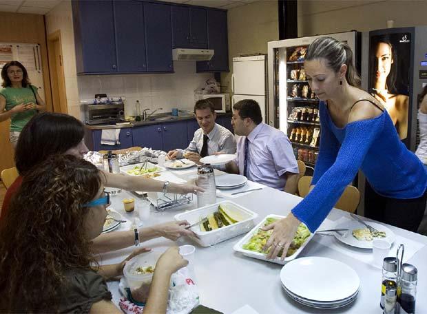 La obligación de instalar un comedor en la empresa