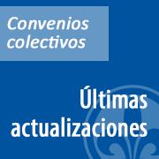 Convenios colectivos en la Comunidad de Madrid (del 21 de julio al 31 de agosto de 2016)