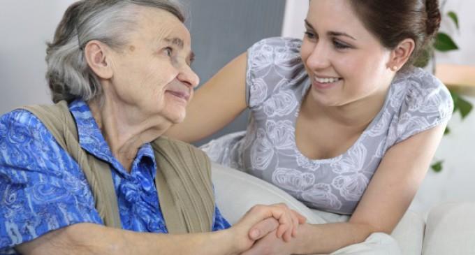 Ayudas económicas para el acogimiento familiar de personas mayores para el año 2018.
