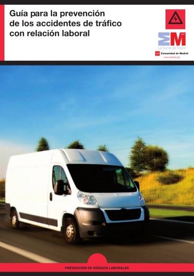 Guía para la prevención de accidentes de tráfico con relación laboral