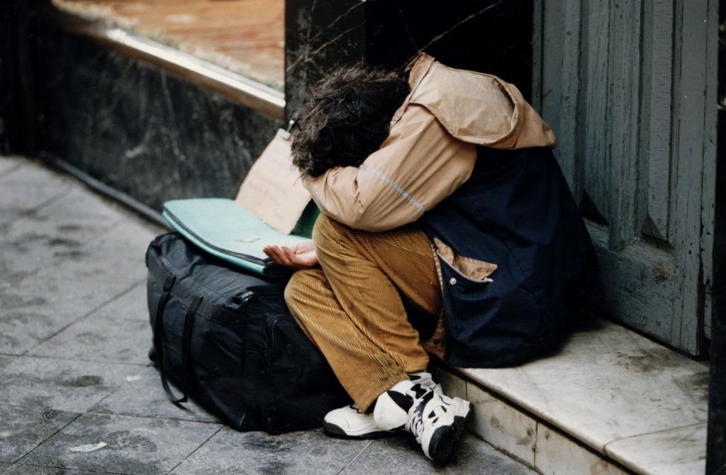 Riesgo de pobreza en la Comunidad de Madrid