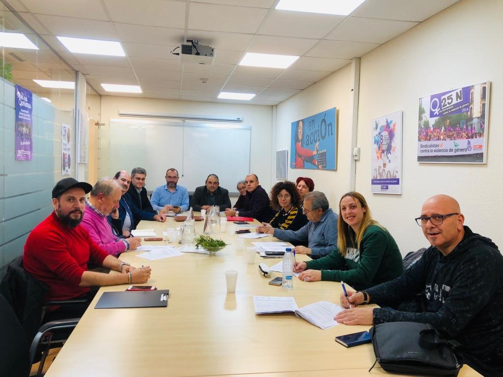 UGT firma el Convenio de Comercio Textil de la Comunidad de Madrid