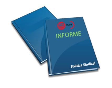 Informe de Negociación colectiva Comunidad de Madrid
