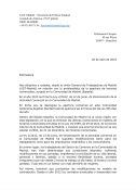 UGT CONTRA LOS HORARIOS COMERCIALES EN LA COMUNIDAD DE MADRID