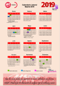 Calendario laboral 2019 Municipio de Madrid.png