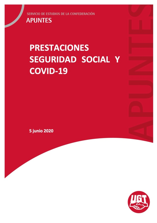 PRESTACIONES SEGURIDAD SOCIAL Y COVID-19