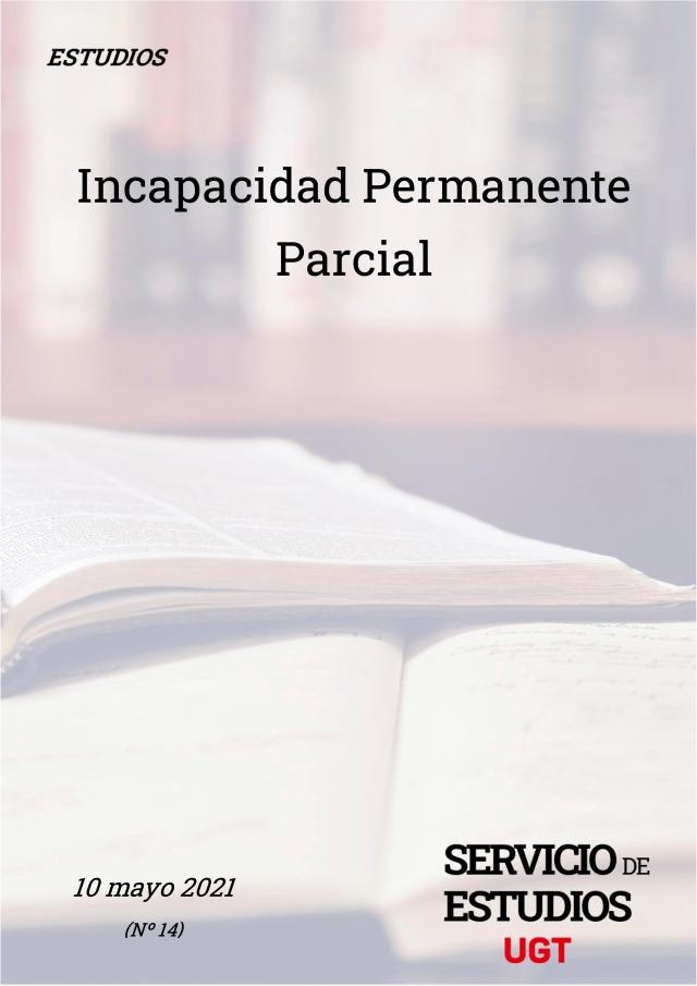 La incapacidad permanente parcial
