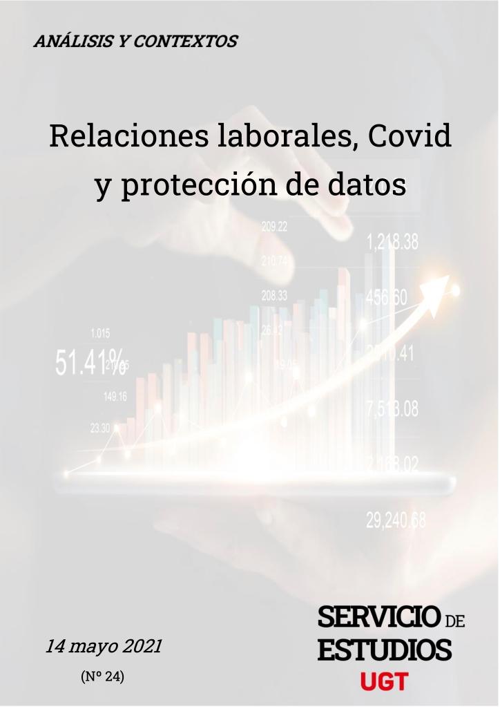 RELACIONES LABORALES, COVID Y PROTECCIÓN DE DATOS