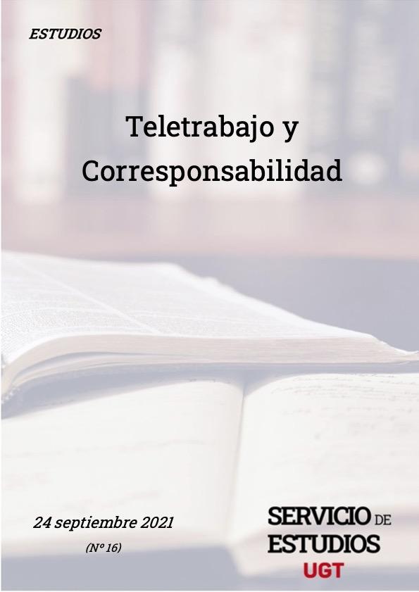 Teletrabajo y Corresponsabilidad